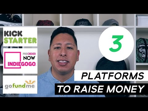 Money To Start A Business | 3 Ways To Start A Business With Crowdfunding