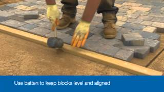 How To Lay A Driveway Bradstone