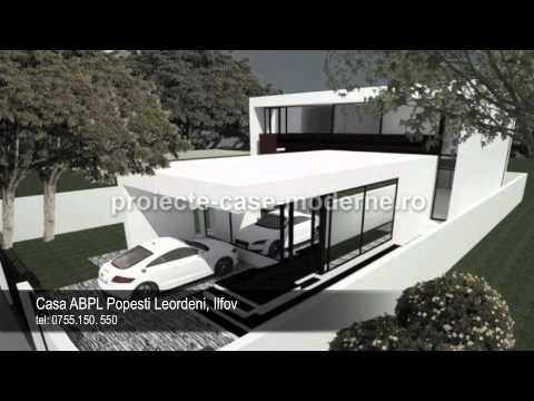 Modele case mici - proiecte | Model casa ABPL Popesti Leordeni