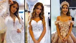 I WENT WEDDING DRESS SHOPPING (omg!)