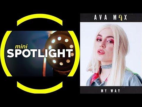Ava Max Interview | AfterBuzz TV's Mini Spotlight