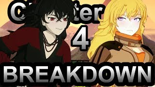RWBY Volume 5 Chapter 4: Lighting The Fire BREAKDOWN - EruptionFang