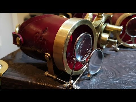 Making Steampunk Goggles