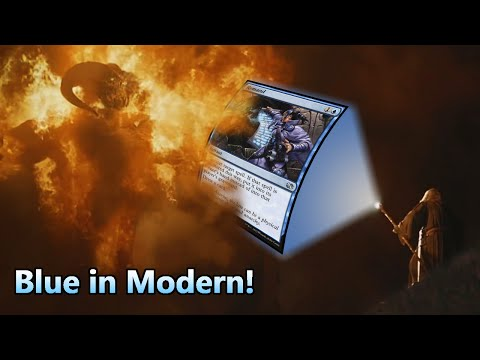 MTG - Blue in Modern: Tips and Tricks for Common Spells!