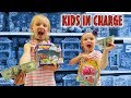KIDS IN CHARGE 24 Hour Parents Cant Say No Challenge