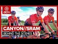 Behind The Scenes With CanyonSRAM Racing At The Women39s Tour
