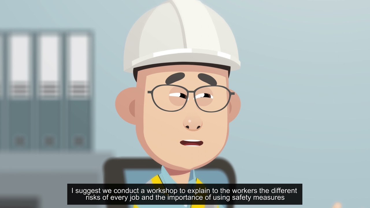 SCORE Training module: Safety and Health at Work
