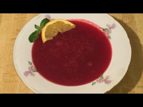 ELLEN'S HOLIDAY SERIES: Homemade Jellied Cranberry Sauce ( Episode 132)