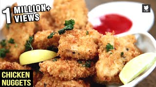 How To Make Chicken Nuggets | Crispy Chicken Nuggets Recipe | IPL Special Starter | Varun Inamdar