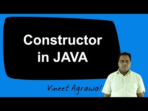 Constructor in JAVA | Learn JAVA with Practical Examples (Hindi / Urdu)