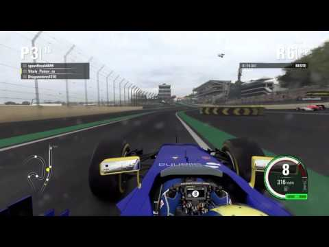 F1 2015 NGF1-Unity: U - Turn Race (Highlights)