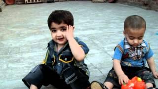 Ahsan Shahid Saad Shahid lovely video (HD)