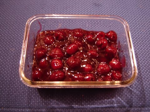 Easy Cherry Filing/Pastry Filling by Diane Lovetobake