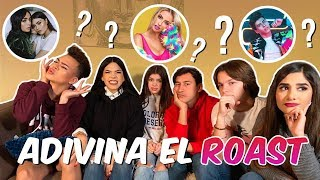 ADIVINA EL ROAST YOURSELF CHALLENGE🔥/ Team Os