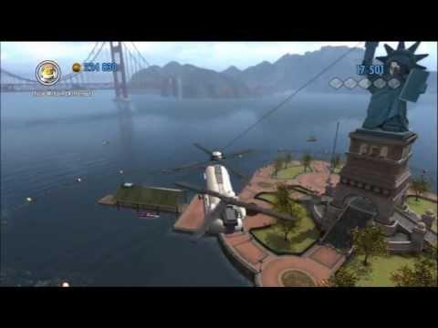 LEGO GTA | Folge 6 | Freiheitsstatue und Liberty Island