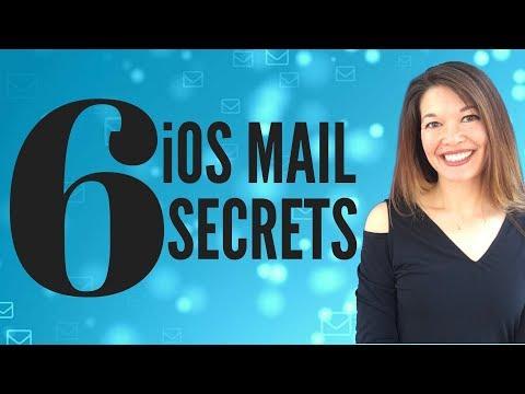 My 6 iOS Mail Secrets