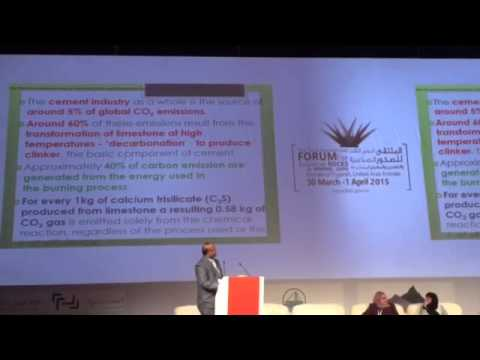 Carbon footprint reduction in cement industry prt3