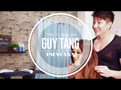Cutting and Styling with Guy Tang - The Disconnected Lob How-To