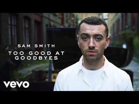 Xxx Mp4 Sam Smith Too Good At Goodbyes Official Video 3gp Sex