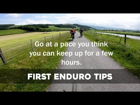 How To Enter An Enduro: Hints And Tips