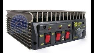 Cb Radio Ssb: Zetagi B300p:  12 Watts V Boosted. Test