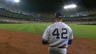 MLB MEMORABLE STANDING OVATIONS  ᴴᴰ (Part 1)