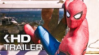 "SPIDER-MAN: Homecoming ""Washington Monument"" Clip & Trailer (2017)"