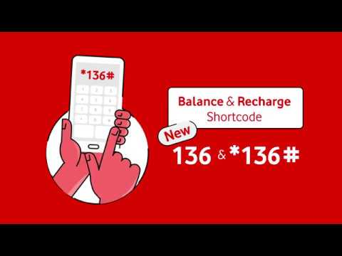 Vodacom Shortcode Harmonisation: Prepaid Balance and Recharge