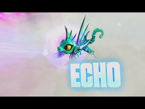 Skylanders: Trap Team - Echo's Soul Gem Preview (Let's Make Some Noise)