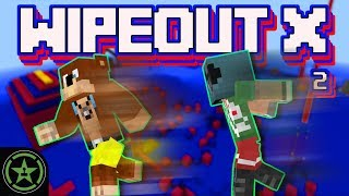 Wipeout X Part 2 - Minecraft (#314) | Let
