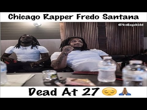 Fredo Santana Dies At Age 27 + Reactions From Celebs, Family & Friends (Kollege Kidd Tribute)