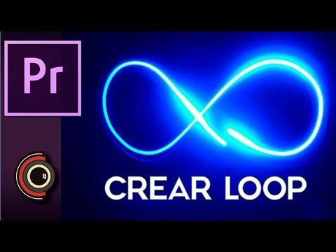 Tutorial Adobe Premiere Pro Hacer un Bucle o Loop de Vídeo
