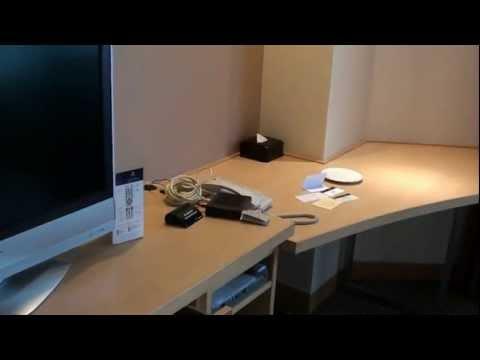 Hilton Tokyo Narita Airport Hotel, Narita, Japan - Review of a Room 1128
