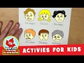 Feelings Activity for Children | Maple Leaf Learning Playhouse