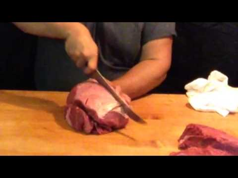 Ted the Butcher: Beef - Sirloin Tip Steaks, Kabobs, and Stir Fry!