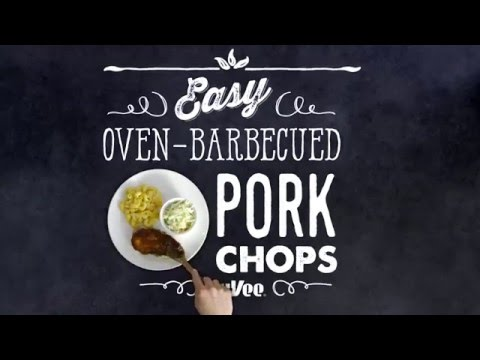 How To Make Easy Oven-Barbecued Pork Chops