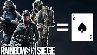 3 Speed Operators Get Aces - Aces Of December (Rainbow Six Siege)