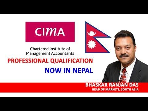 CIMA Professional Qualification In Nepal