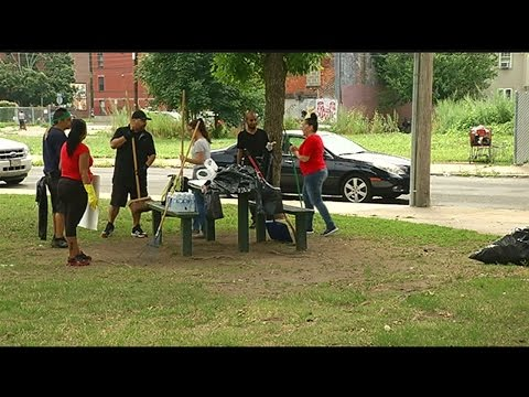 South Holyoke residents keeping their neighborhood clean, green and safe