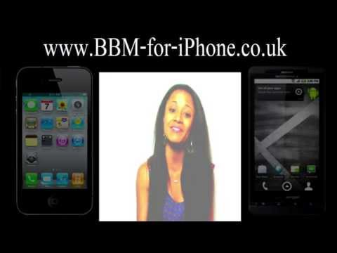 BBM for iPhone and Android