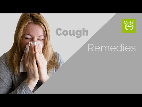 Home Remedies for Cough and Cold - Chronic Cough Treatment