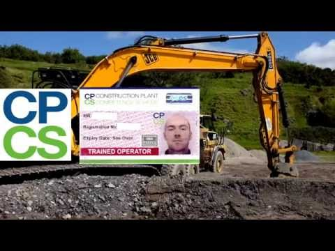 Work in construction: CPCS red & blue card qualifications