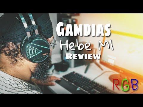 Gamdias Hebe M1 Gaming Headphone Review : गिरगिट जैसे रंग बदलता है |