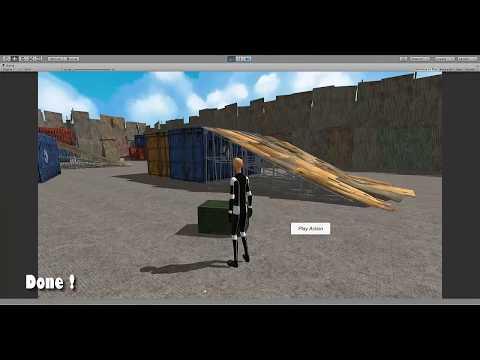 Unity3D - Match Target IK.cs  - Overview