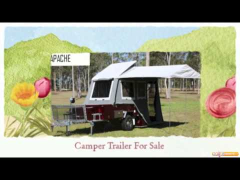 Hardfloor Camper Trailers   Eagle Trailers   08 8281 6696