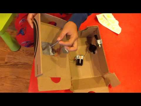How to make a lunchbox alarm