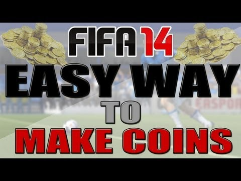 FIFA 14   Trading Tips   How to Make QUICK & EASY COINS! (59th Minute Method)