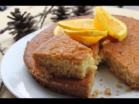 One Bowl Super Moist Orange Cake - Sugar Free and Dairy Free 💪