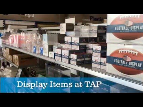 Display Items at TAP