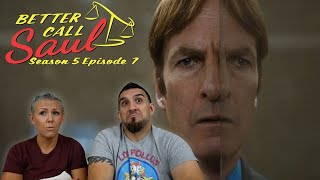 Better Call Saul Season 5 Episode 7 'JMM' REACTION!!